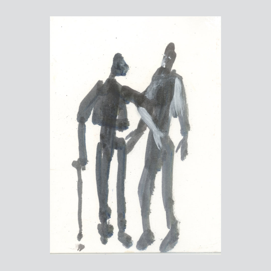 Lohmanns-Mechtild-HEART-oder-die-Kunst-abzugeben-oel-Papier-18x15-2015-